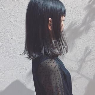 簡単ヘアアレンジ スポーツ ナチュラル ミディアム ヘアスタイルや髪型の写真・画像