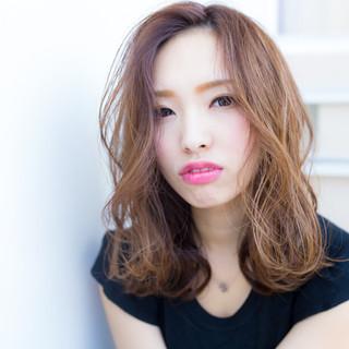 外国人風 グレージュ ナチュラル 外国人風カラー ヘアスタイルや髪型の写真・画像