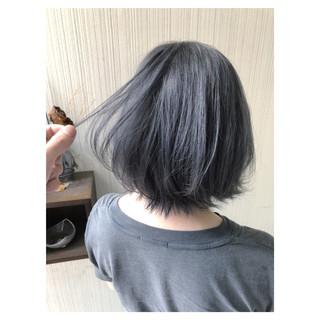 ガーリー アンニュイほつれヘア ブルージュ グレージュ ヘアスタイルや髪型の写真・画像