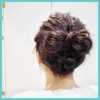 ショート 女子力 ヘアアレンジ 簡単ヘアアレンジ ヘアスタイルや髪型の写真・画像 ヘアスタイルや髪型の写真・画像