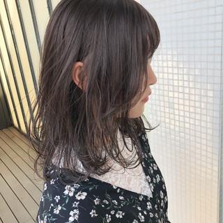 ヘアアレンジ デート ナチュラル 前髪あり ヘアスタイルや髪型の写真・画像 ヘアスタイルや髪型の写真・画像