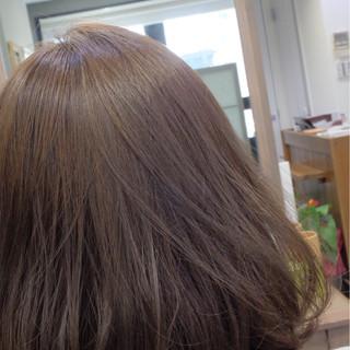 リラックス ナチュラル 色気 ボブ ヘアスタイルや髪型の写真・画像