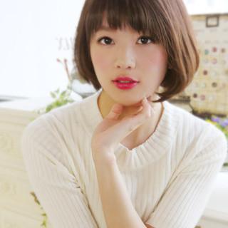 フェミニン ピュア ガーリー エアリー ヘアスタイルや髪型の写真・画像