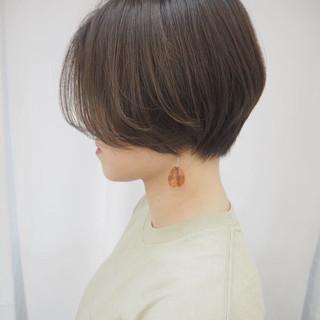 ハンサムショート デート 大人ショート ショート ヘアスタイルや髪型の写真・画像