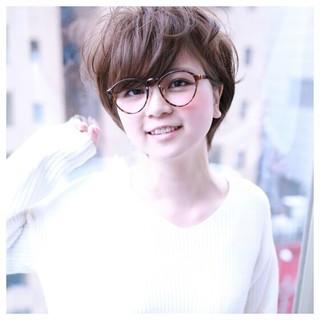 ニュアンス 大人女子 大人かわいい 小顔 ヘアスタイルや髪型の写真・画像