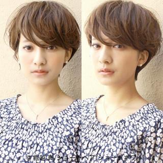 パーマ 辺見えみり フェミニン 大人かわいい ヘアスタイルや髪型の写真・画像