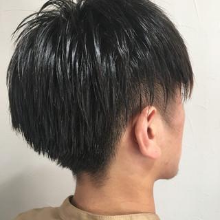 ショート メンズカット マッシュショート ストリート ヘアスタイルや髪型の写真・画像