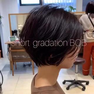 ナチュラル アンニュイほつれヘア ショート ヘアアレンジ ヘアスタイルや髪型の写真・画像 ヘアスタイルや髪型の写真・画像