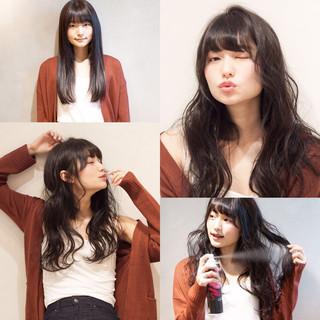 リラックス デート 小顔 大人女子 ヘアスタイルや髪型の写真・画像
