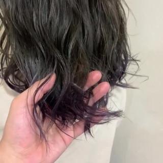 外国人風カラー ガーリー グレージュ グラデーションカラー ヘアスタイルや髪型の写真・画像