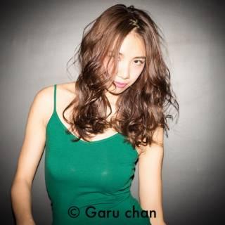 hair garu chanさんのヘアスタイルスナップ id 25984