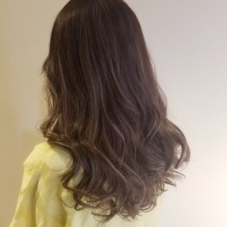 外国人風カラー ハイライト 大人ハイライト 外国人風 ヘアスタイルや髪型の写真・画像