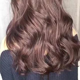 外国人風 艶髪 ナチュラル オフィス ヘアスタイルや髪型の写真・画像 ヘアスタイルや髪型の写真・画像