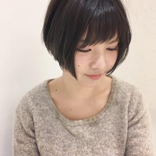 ラフ 小顔 リラックス 似合わせ ヘアスタイルや髪型の写真・画像 ヘアスタイルや髪型の写真・画像