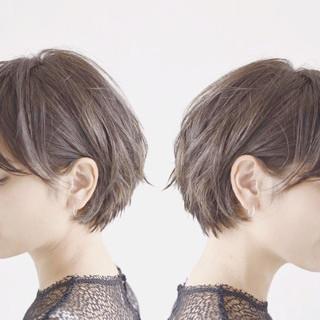 パーマ オフィス デート 黒髪 ヘアスタイルや髪型の写真・画像