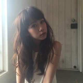 ゆるふわ 外国人風 ストリート フェミニン ヘアスタイルや髪型の写真・画像