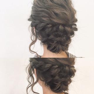 ボブ ツイスト 大人女子 ヘアアレンジ ヘアスタイルや髪型の写真・画像 ヘアスタイルや髪型の写真・画像