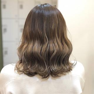 外国人風フェミニン 外国人風カラー フェミニン グラデーションカラー ヘアスタイルや髪型の写真・画像 ヘアスタイルや髪型の写真・画像