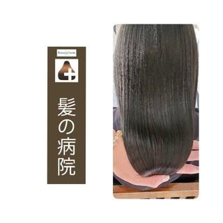 美髪 名古屋市守山区 頭皮ケア ナチュラル ヘアスタイルや髪型の写真・画像