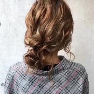 ゆるナチュラル フェミニン おしゃれさんと繋がりたい アンニュイほつれヘア ヘアスタイルや髪型の写真・画像