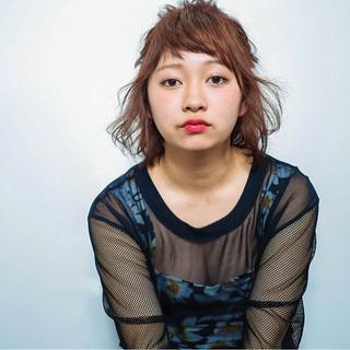 ハーフアップ ヘアアレンジ 外国人風 アッシュ ヘアスタイルや髪型の写真・画像
