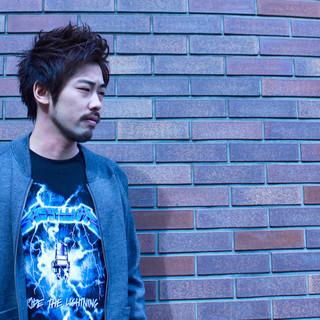平岩 泰明さんのヘアスナップ
