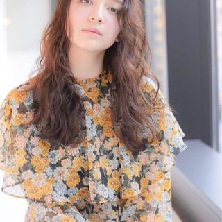 大人女子 ラフ デート ナチュラル ヘアスタイルや髪型の写真・画像
