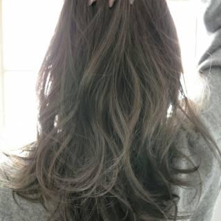 黒髪 冬 外国人風 透明感 ヘアスタイルや髪型の写真・画像