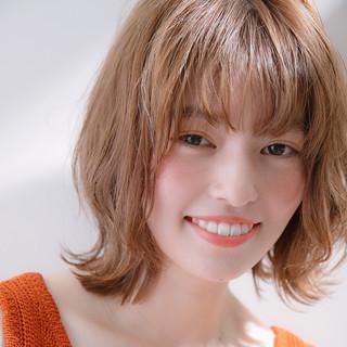 大人かわいい アンニュイほつれヘア ニュアンスウルフ 愛され ヘアスタイルや髪型の写真・画像