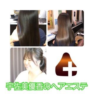 名古屋市守山区 トリートメント 頭皮ケア 美髪 ヘアスタイルや髪型の写真・画像