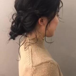 仙頭郁弥さんのヘアスナップ