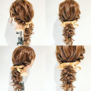 上品 大人女子 大人かわいい 結婚式 ヘアスタイルや髪型の写真・画像
