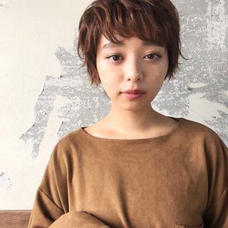 女子力 ヘアアレンジ 透明感 秋 ヘアスタイルや髪型の写真・画像