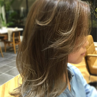ハイライト ストリート ロブ 外国人風 ヘアスタイルや髪型の写真・画像