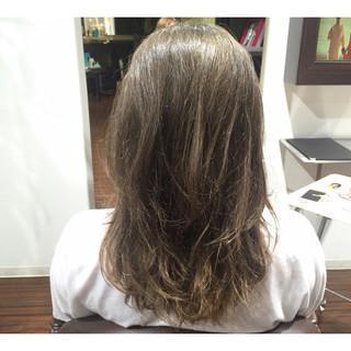 ストリート 外国人風カラー ミディアム ラフ ヘアスタイルや髪型の写真・画像