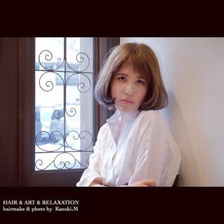 オフィス 女子会 大人かわいい リラックス ヘアスタイルや髪型の写真・画像