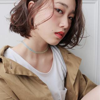 外国人風 ストリート ブラウン アッシュ ヘアスタイルや髪型の写真・画像