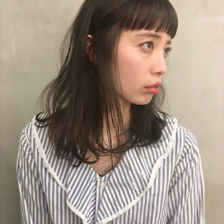 ヨコバタケ ユウカさんのヘアスナップ