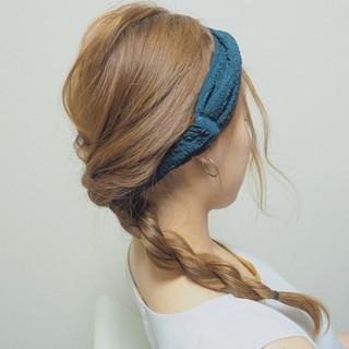 夏 ナチュラル ロング ショート ヘアスタイルや髪型の写真・画像 ヘアスタイルや髪型の写真・画像