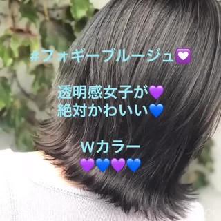 簡単ヘアアレンジ ミディアム ヘアアレンジ スポーツ ヘアスタイルや髪型の写真・画像