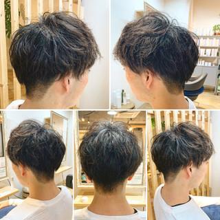 メンズヘア ナチュラル メンズスタイル メンズショート ヘアスタイルや髪型の写真・画像
