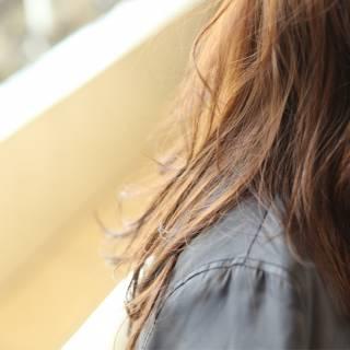 パーマ 大人かわいい 外国人風 ナチュラル ヘアスタイルや髪型の写真・画像