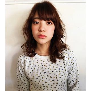 山口靖司さんのヘアスナップ
