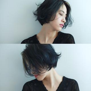 ナチュラル グレージュ リラックス 外国人風 ヘアスタイルや髪型の写真・画像
