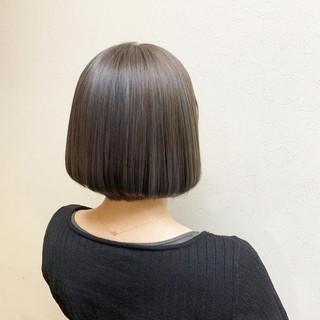 ボブ 内巻き デート ナチュラル ヘアスタイルや髪型の写真・画像 ヘアスタイルや髪型の写真・画像