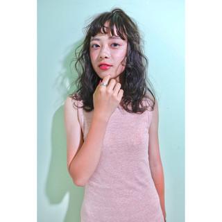 夏 アンニュイ 色気 ヘアアレンジ ヘアスタイルや髪型の写真・画像
