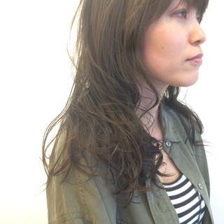 ストリート 大人女子 外国人風カラー かっこいい ヘアスタイルや髪型の写真・画像