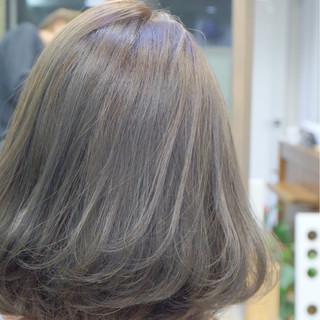 オフィス 女子会 リラックス ボブ ヘアスタイルや髪型の写真・画像
