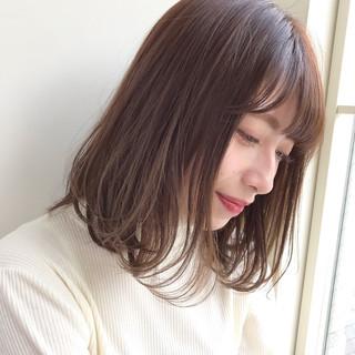 伊藤愛子 GARDENさんのヘアスナップ