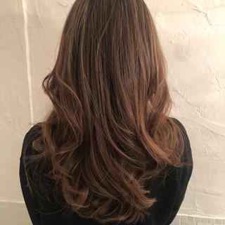 ナチュラル ヘアアレンジ ロング アンニュイほつれヘア ヘアスタイルや髪型の写真・画像 ヘアスタイルや髪型の写真・画像